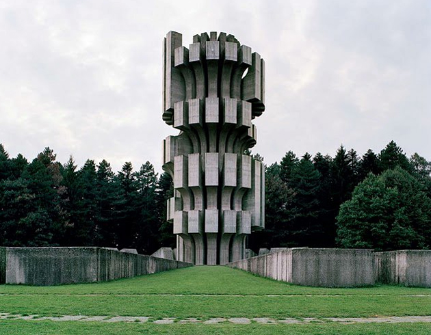Battle of Kozara memorial, Kozara Mountain, Bosnia