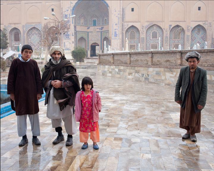 Gazer Gah, Herat