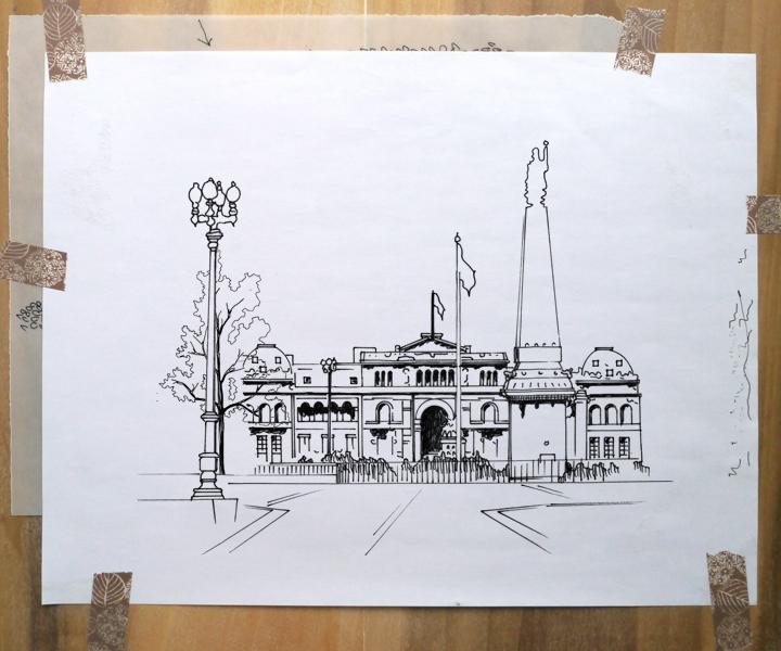 Casa Rosada, Plaza de Mayo, Buenos Aires