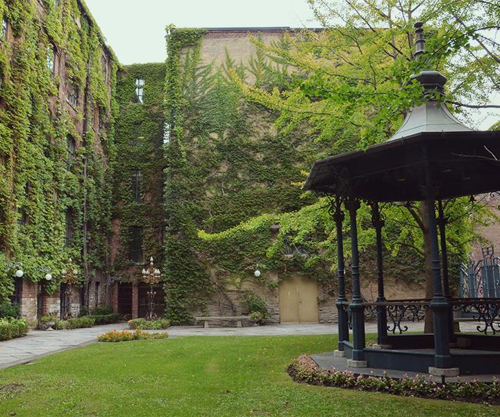 Max Tanenbaum Courtyard