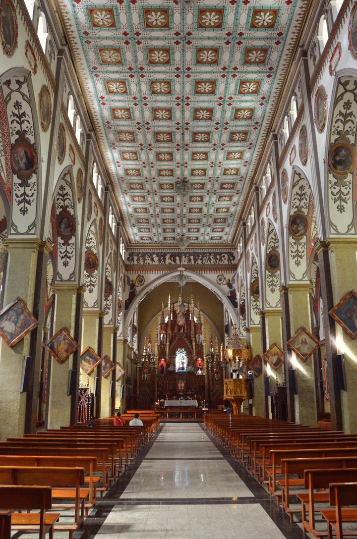 Basilica de Nuestra Señora de Agua Santa