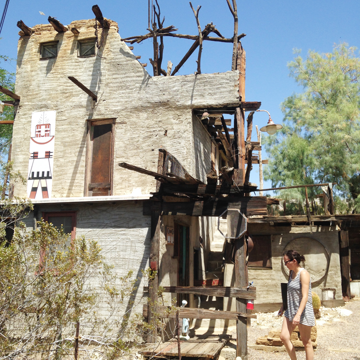 Cabot's Pueblo in Desert Hot Springs