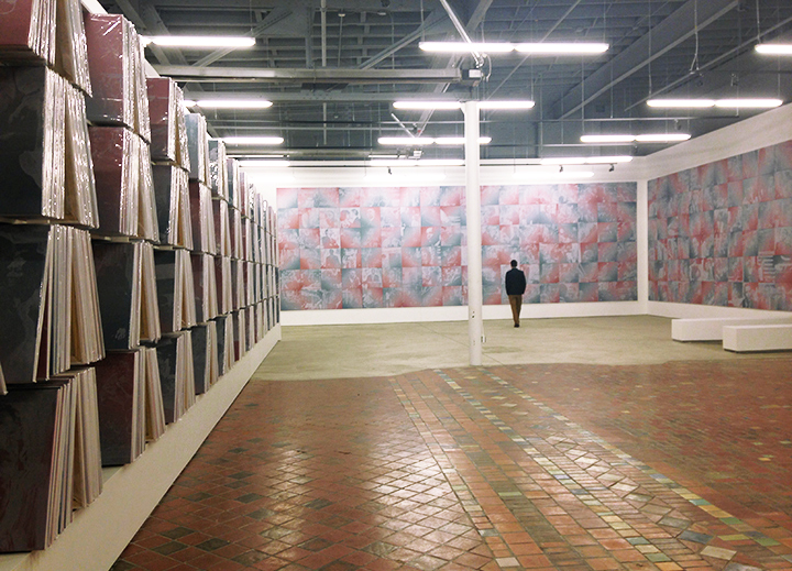 Rob Pruitt's Obama Paintings, MOCAD, Detroit