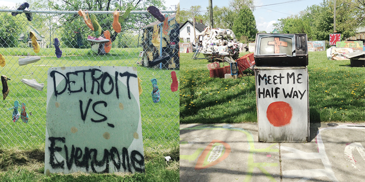 The Heidelberg Project, Detroit