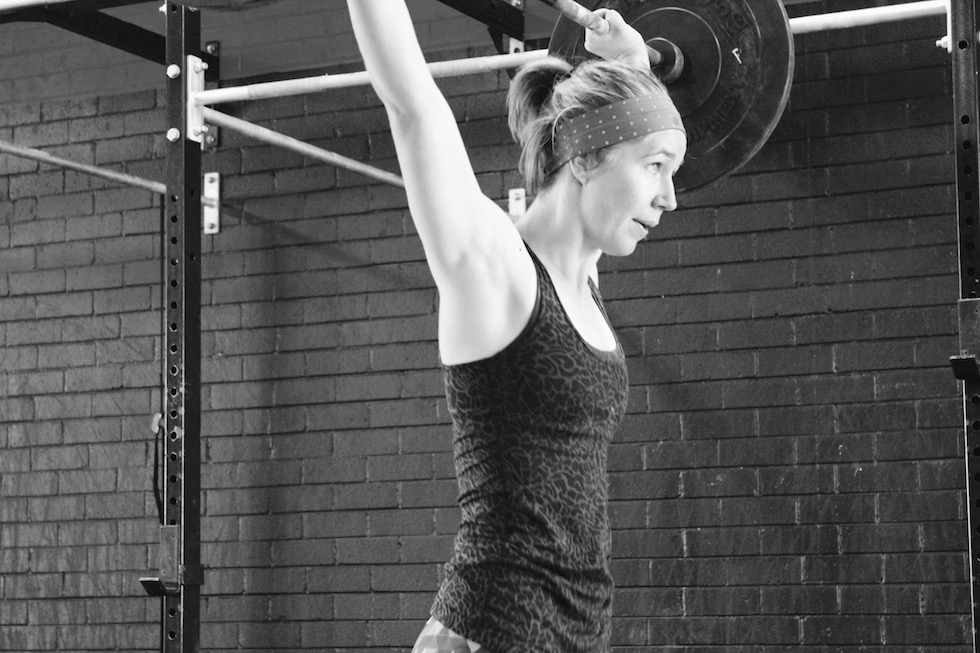 Jane The crew at CrossFit Smash are dedicated to helping their members reach their personal goals safely and with confidence. I couldn't lift the 15kg bar when I started, I was lacking stability and was concerned about flaring up a back injury. Over two years later, I love making the morning sessions, my strength and ability have improved incredibly and most importantly, the beautiful community and their continued support have allowed me to let go of many hang ups I had about my body and how I look. I am strong and proud to be focused on the weight on the barbell going up, not the weight on the scales going down. I am happy, fit and in a community I love.