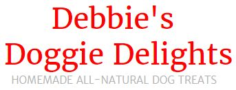 Debbie's Doggie Delights Home made, natural dog and cat treats http://debbiesdoggiedelights.com