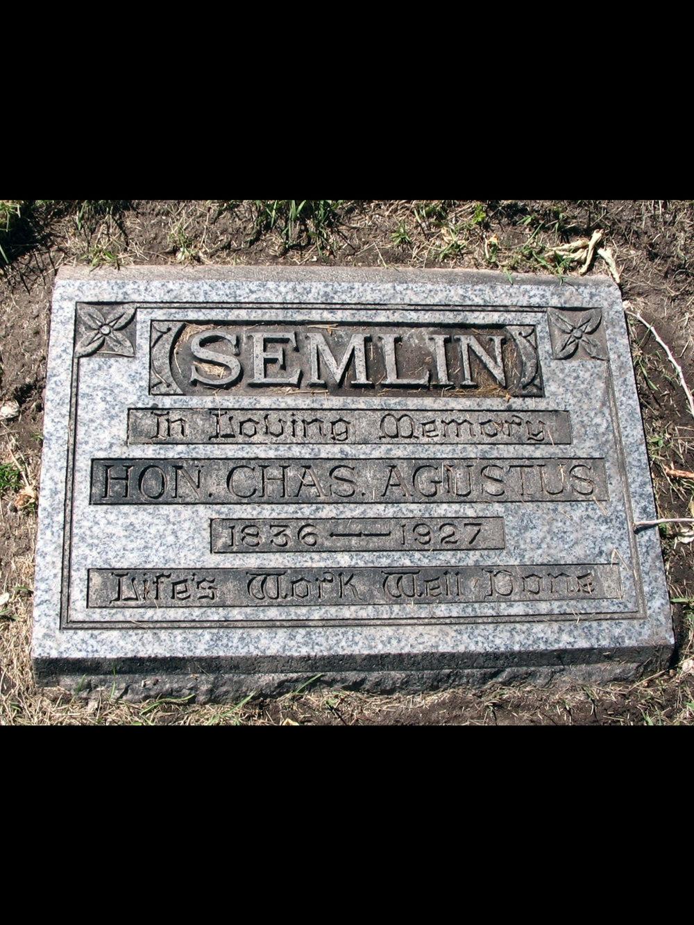 Charles Semlin