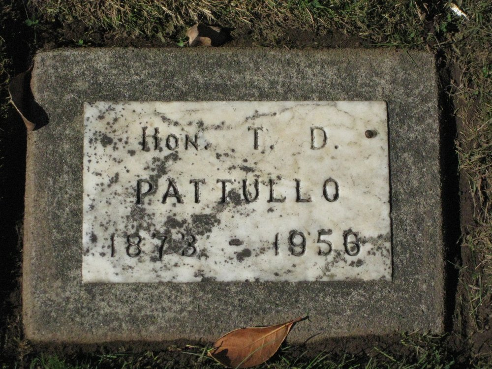 "Thomas Dufferin ""Duff"" Pattullo"