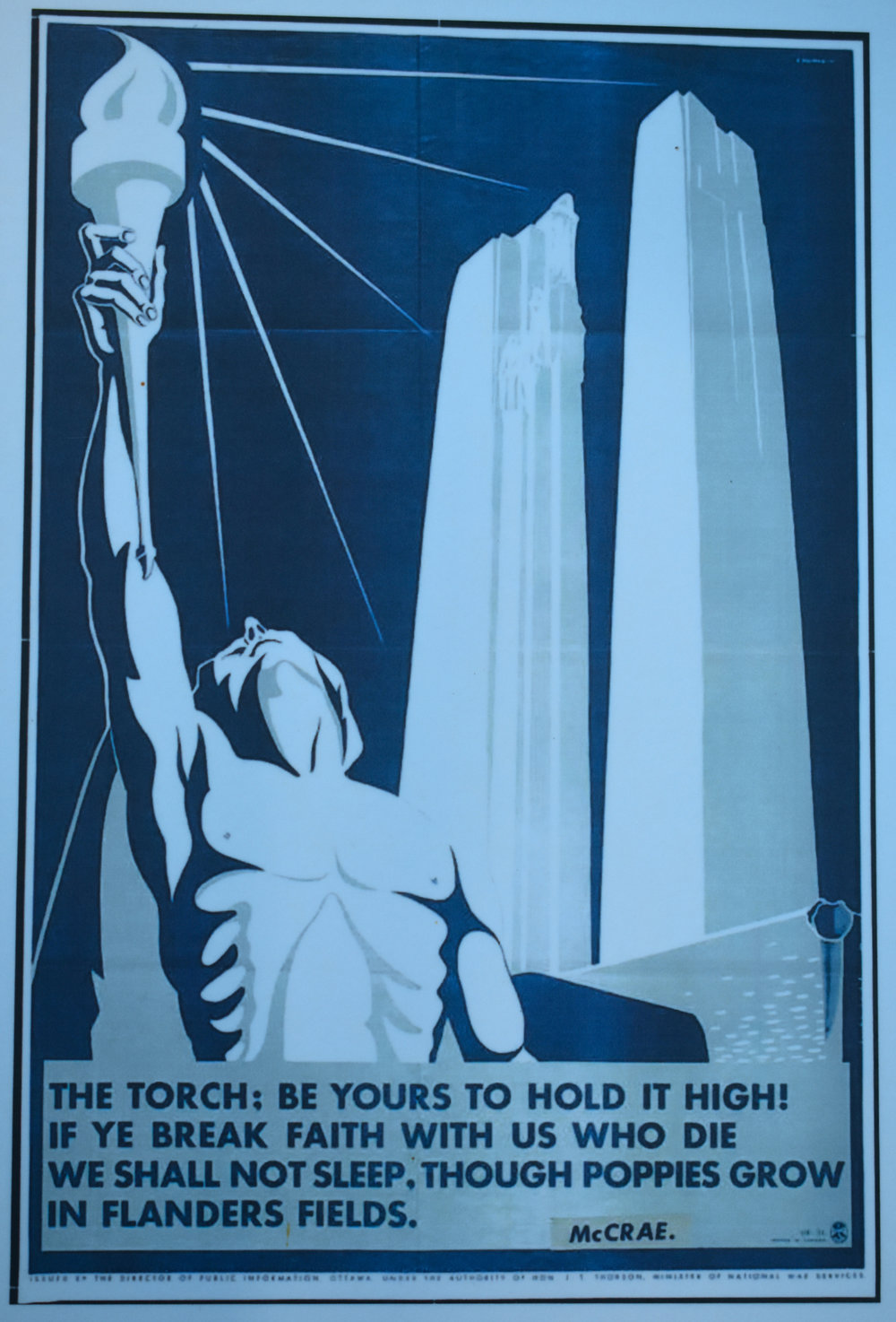 Poster courtesy of the BC Aviation Museum.