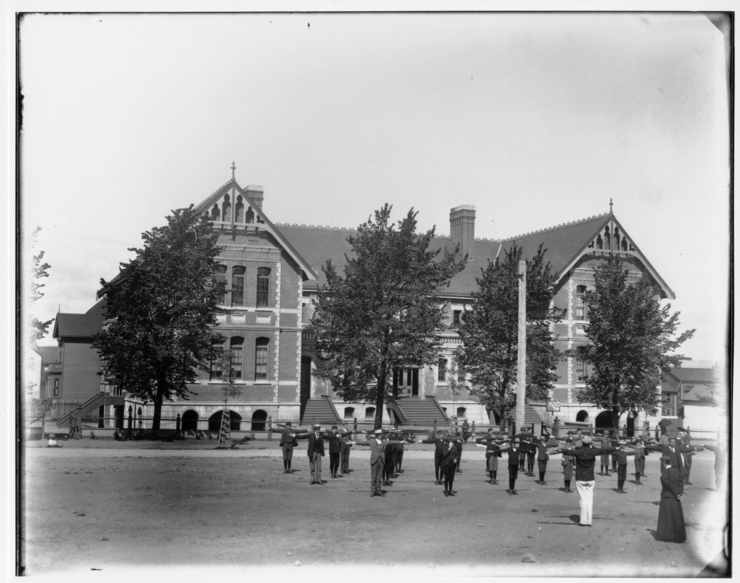 Then and Now: South Park School Part I — James Bay Beacon