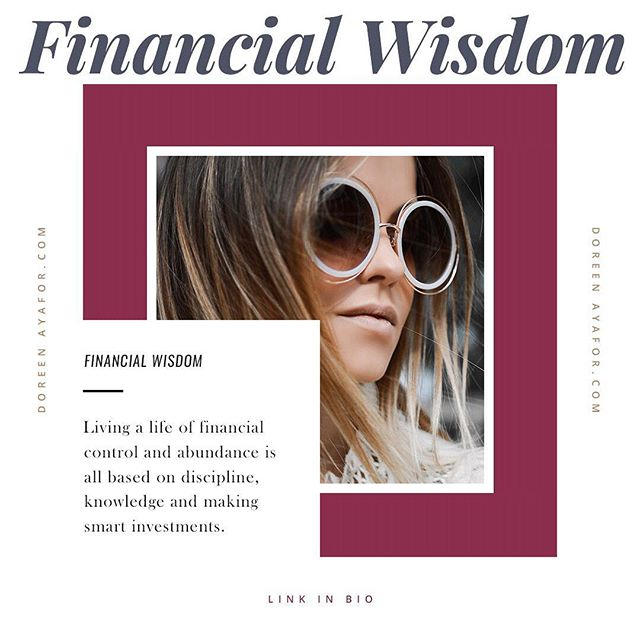 Own your power by controlling your money.  Make decisions that support you and your vision for the life you deserve.  Learn More. Do More. Claim it. ⠀⠀⠀⠀⠀⠀⠀⠀⠀ Tag an empowered women #financialempowerment #financialsuccess #financecoach #financialliteracy #inspiringwords #millionairemindset #financialsuccess #personalfinanceforwomen #empoweringwomen #bossbabe #femaleentrepreneurs #creativeentrepreneur #financeblogger #womenentrepreneurs #lawofattraction #financialliteracy #womeninbusiness #financialnews #moneyexpert #moneytips #money #womeninbusiness #knowyourworth #strategy #financialconsultant #womenwithmoney #financialfreedom #financetips #financespeaker #entrepreneurs