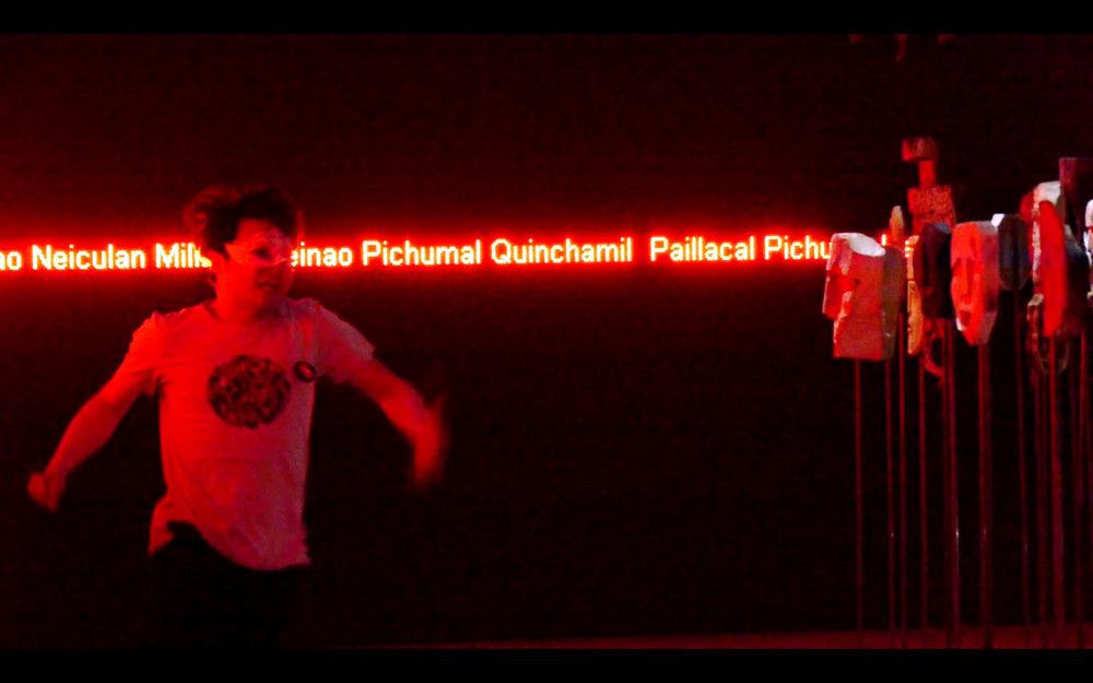 艺术越界者张一丁的行为+声音表演
