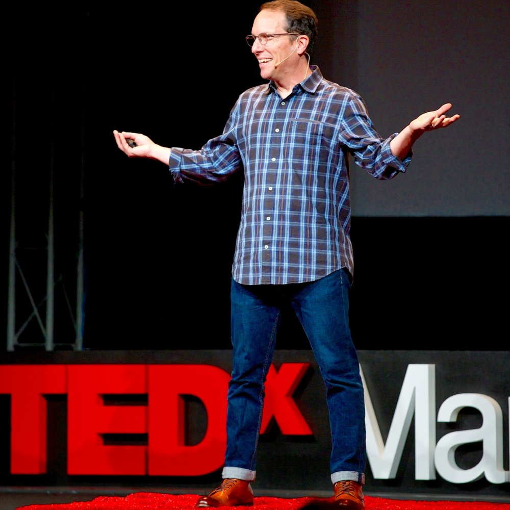 David Hochman at TEDx