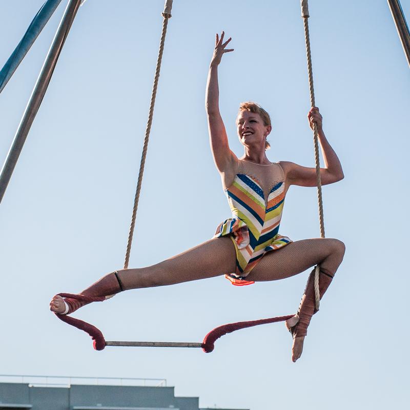 Trapeze —  Abigail Munn
