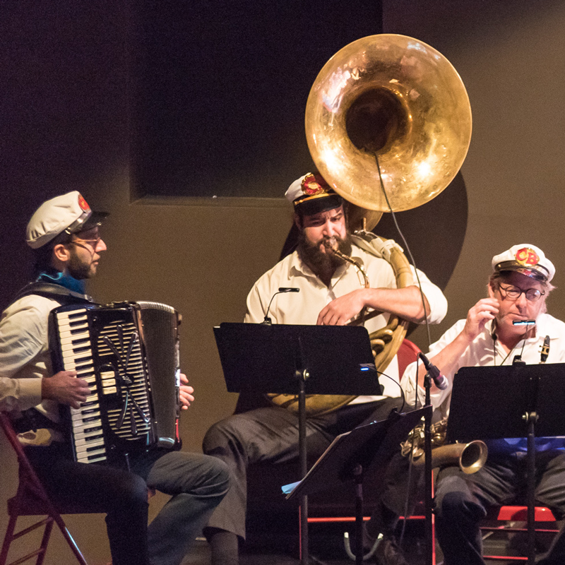 All-Star Band —  With Musical Director Rob Reich