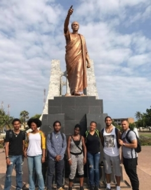 Birthright AFRICA 2017 Pilot Scholars in Ghana
