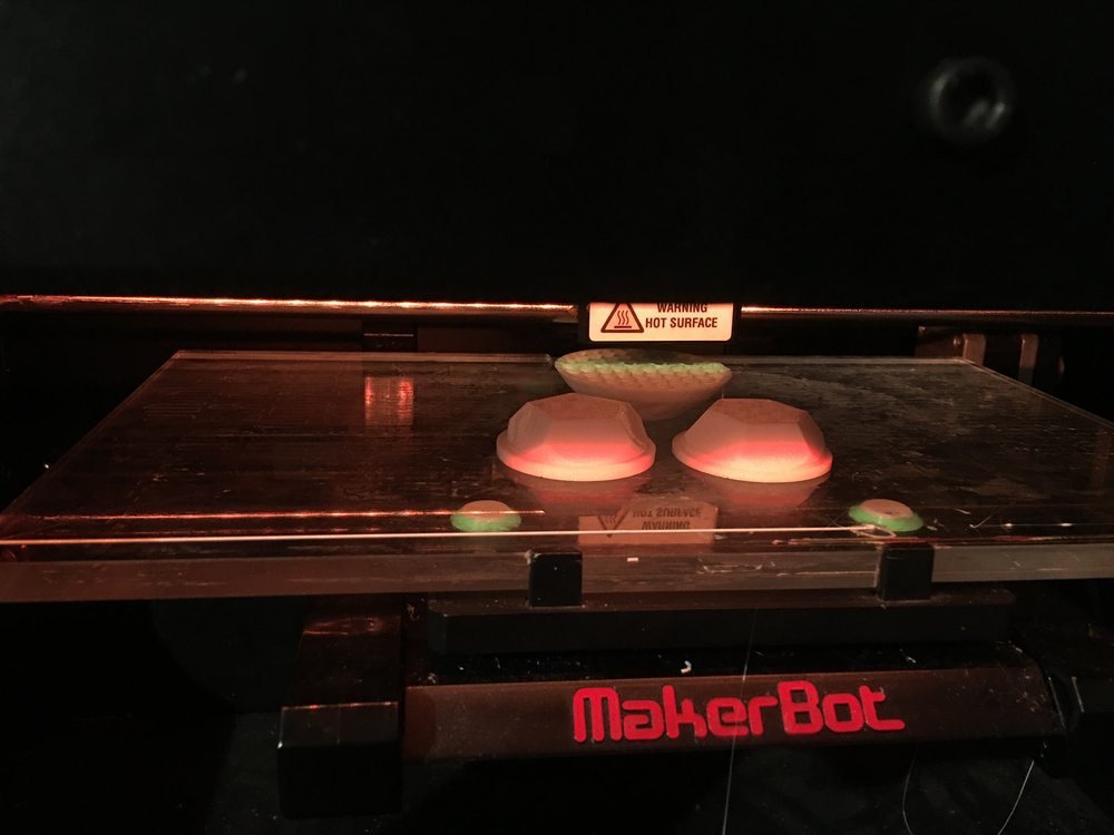 3D printing wooooo