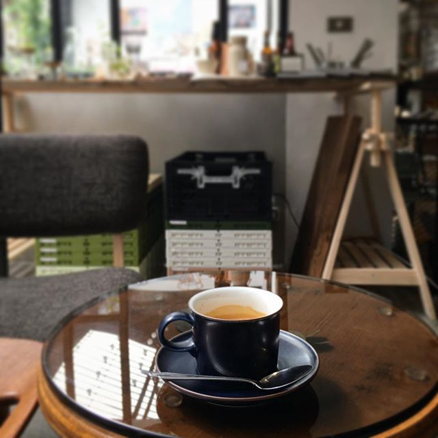 Favourite little cafe in Taipei @scenehomeware #espresso #coffee #cafe #taipeifood #coffeeshop