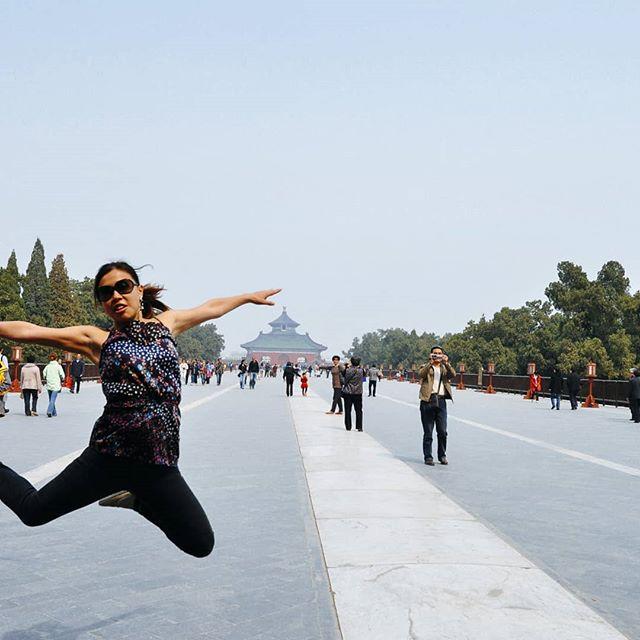 That Beijing trip