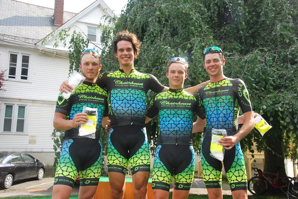 Men's Team Leaders - Chainheart Cycling Development  Darcey Moore Photo