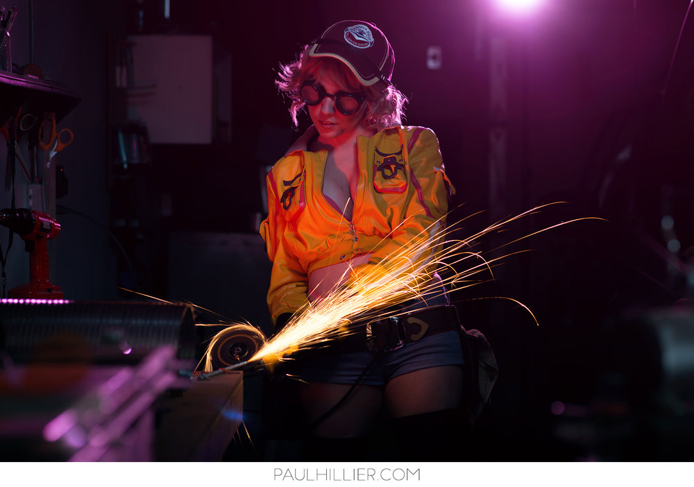 Cindy FFXV Henchmen Props and Sperren Cosplay-6950 sml.jpg