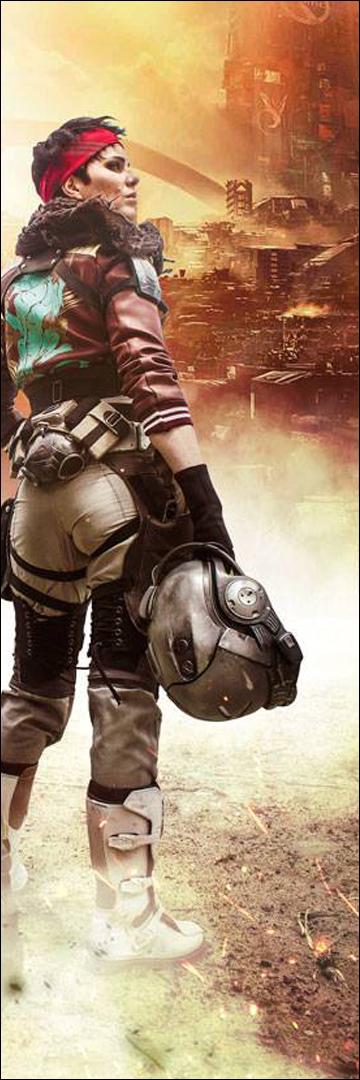 Titanfall 2: Sarah Briggs
