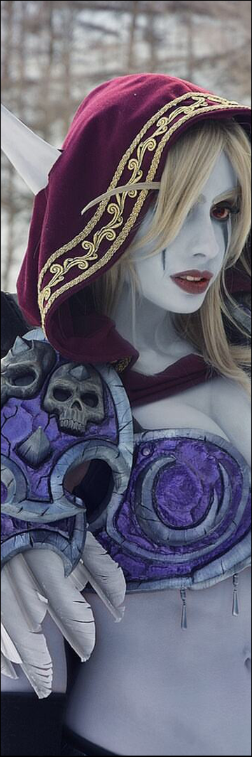 Warcraft: Sylvanas