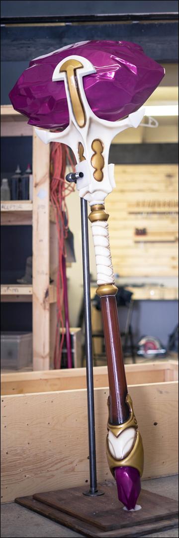 Yrel's Hammer of the Naaru