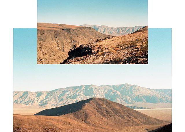 Desert Study. Death Valley, CA