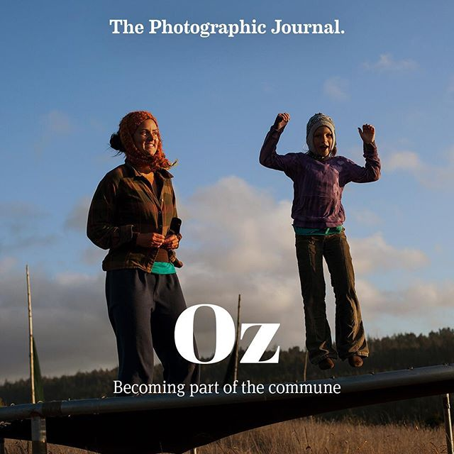 Special thanks to @tpj for backing this story from @villageozfarm back in 2008. I can't believe it's been 10 years since I called this epic place in the redwoods home.  Story's live at www.thephotographicjournal.com #wheresmytimemachine