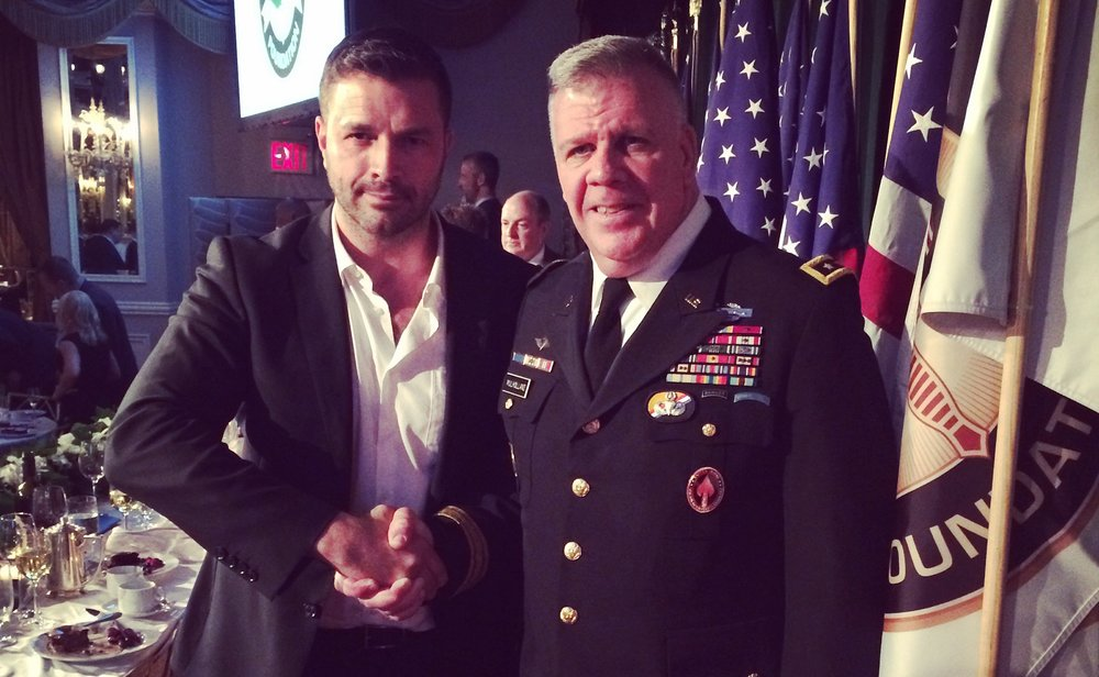 Lieutenant General John Mullholland - Lead the first special forces invasion of Afghanistan and Iraq.