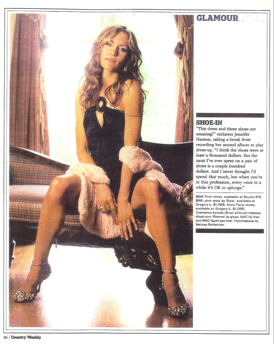 Country Weekly Magazine