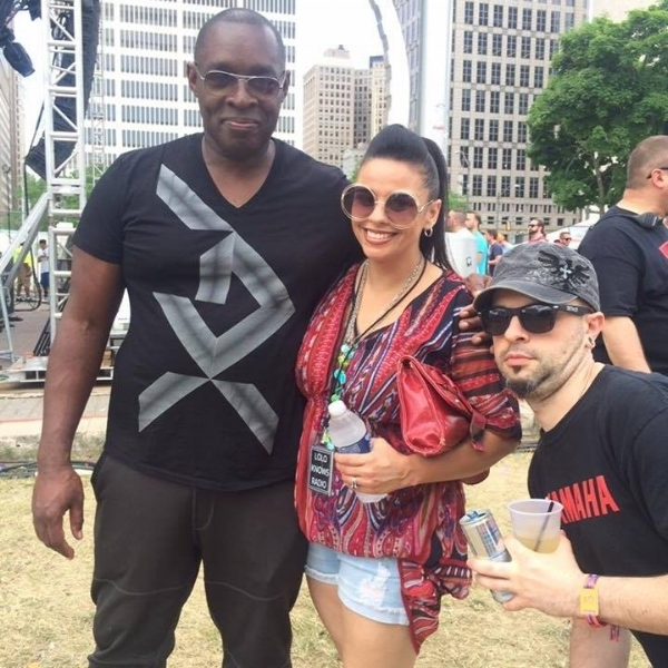 Movement 2016 with Kevin Saunderson and Ricky Spanish