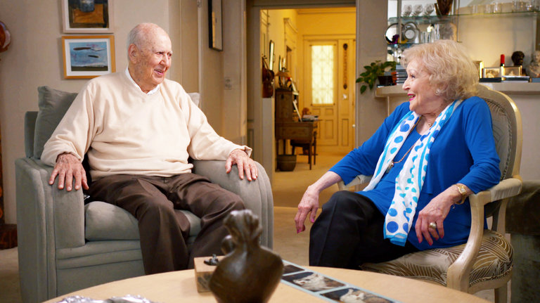 "HBO   Carl Reiner, Mel Brooks and More reveal secrets to longevity   Comedy legends talk in advance of HBO doc, ""If You're Not in the Obit, Eat Breakfast"" For  The New York Times"