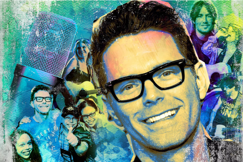 Getty Images/Ringer Illustration  Bobby bones vs. country music  Profile of the polarizing country radio DJ for  The Ringer