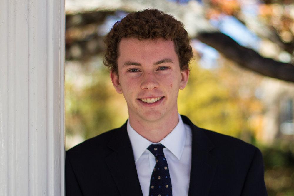 Brian Tanner, President