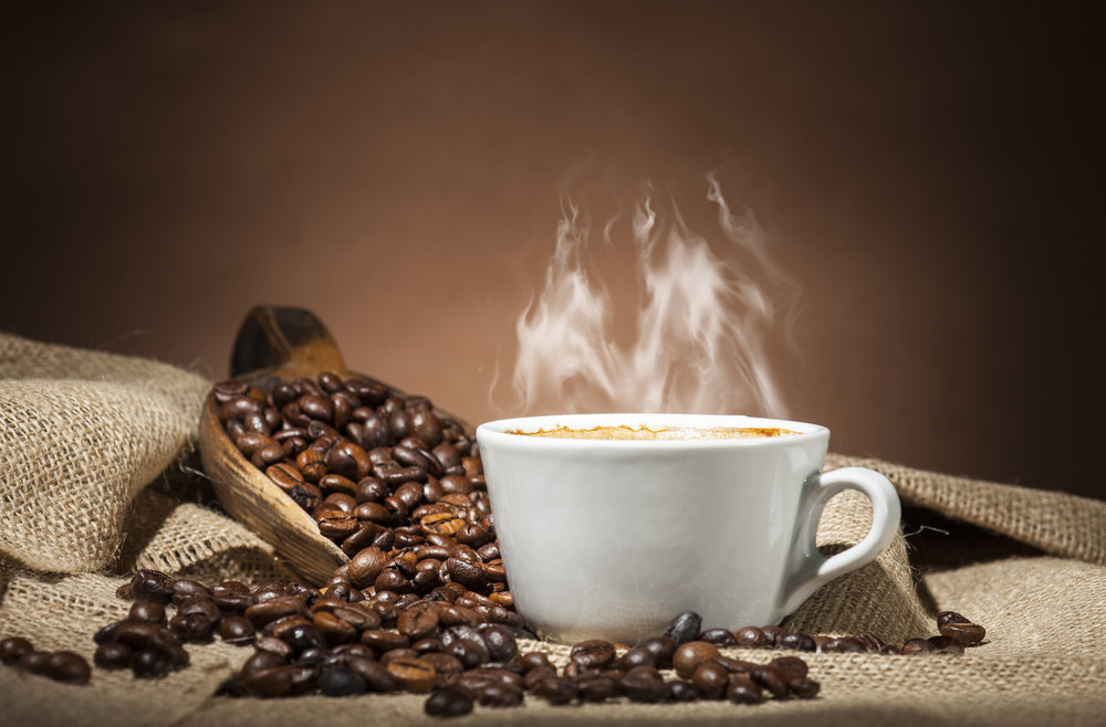 Organic Java  dark and delicious - Drip   Expresso   Americano   CanadianaCappuccino    Latte    Breve'     Mocha