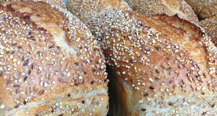 Yeasted Breads - WheatSprouted Mountain Challa100% Rye