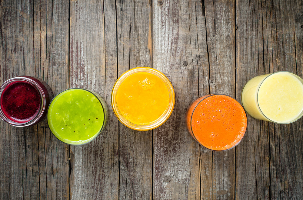 Fresh Juice  - Fresh Juice Bar*organic*Apple        *CarrotGarden Green*seasonal greens, *cucumbers, *carrot, parsley, *apple juice, E-3 Alive (blue green algae) Morning Zinger*carrot, Fresh *ginger, *apple juice Veggie Bliss*carrot, *beet, *celery, fresh *gingerExtrasbee pollen, E-3 Alive, emergen-C, *hemp powder, *yogurt