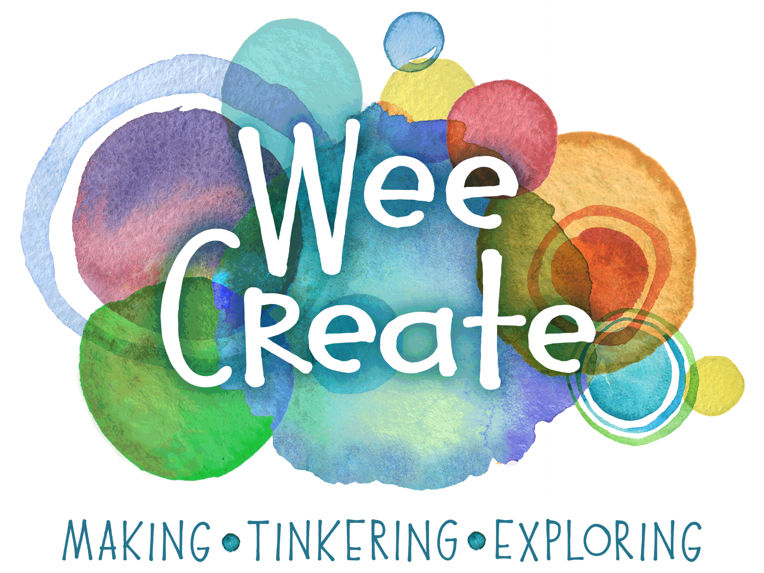 Wee Create Art Studio For Children