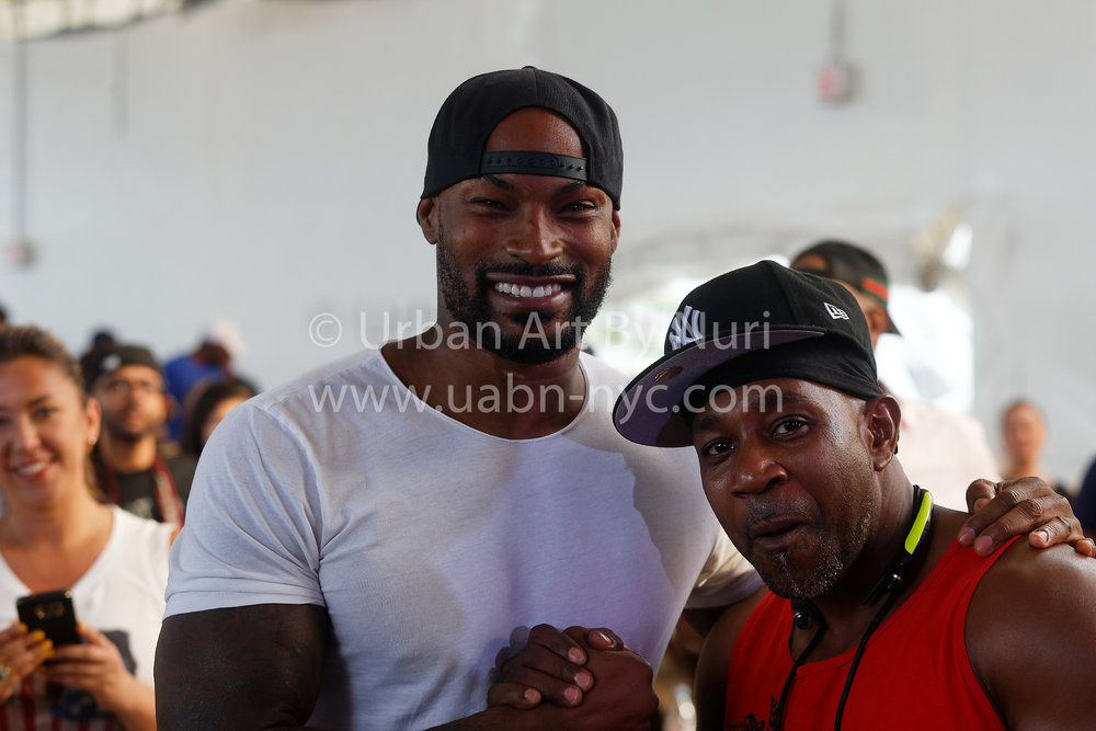Tyson and Maketricks