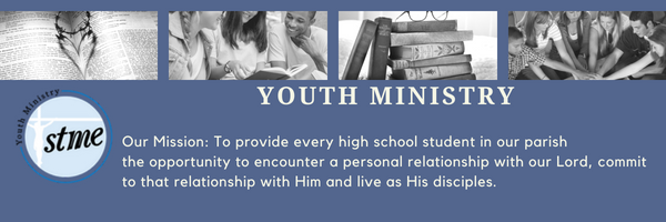 Catholic Formation in 9th & 10th grade is a prerequisite for Confirmation as a junior.