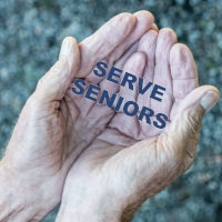 SERVE SENIORS**   Pay a visit and help local seniors with outdoor chores**