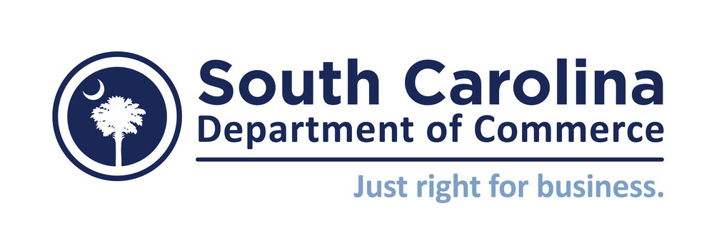 South Carolina Department of Commerce - Organizing PartnerFrom assisting with the location of new sites and buildings to offering grants for community development and infrastructure improvement, the South Carolina Department of Commerce is here to help grow new and existing businesses. SC Commerce promotes economic opportunity for individuals and businesses through initiatives like workforce training. Read more…