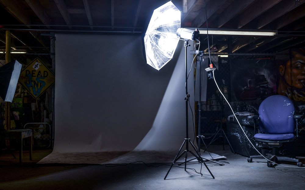 Photo  Clean and Edit photos, in studio photo shoots and event photography.