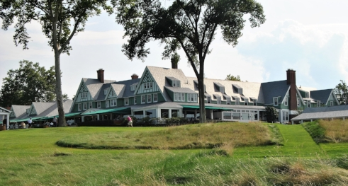 The Club House at Oakmont