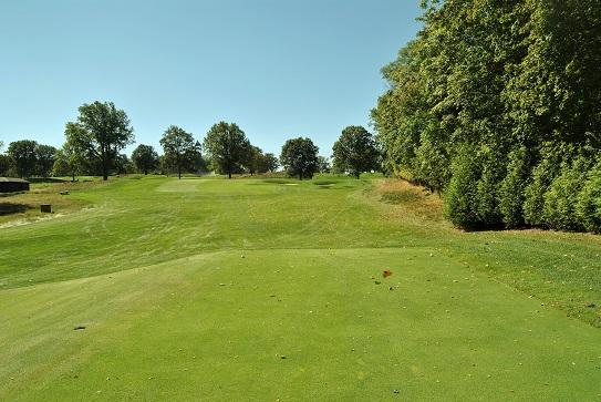 The 17th hole