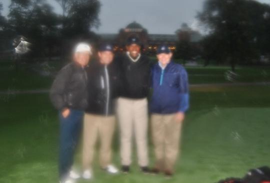 Mark, Steve, me, and Bill