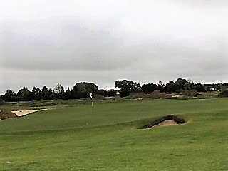 2nd hole shot to green.JPG