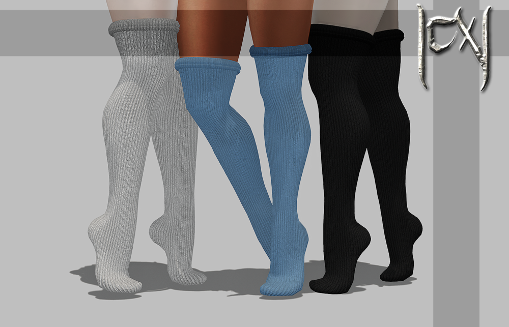 [CX] Knitted Socks.png